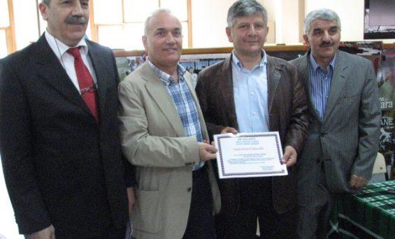 Zigana Köyü Çevre Koruma Turizm ve Dayanışma Derneği'nin 5. Olağan Genel Kurul Toplantısı yapıldı